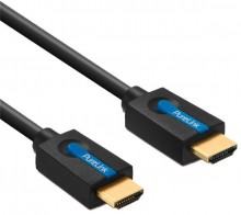 HDMI-Kabel, 0,50m, Cinema Serie High-Speed mit Ethernet, 4K 3D