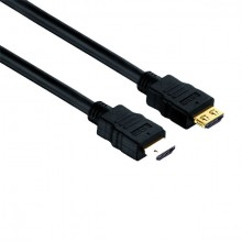 HDMI-Kabel Standard Speed, mit Ethernet 10,0m, HDMI A auf HDMI A,
