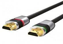 HDMI-Kabel, 2 m, Ultimate Serie High-Speed mit Ethernet, 4K 3D