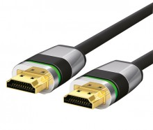 HDMI-Kabel, 5m, Ultimate Serie High-Speed mit Ethernet, 4K 3D