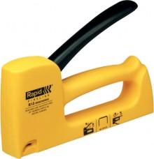 Handtacker R13 ergo gelb Heftklammerntyp: 13/4-10
