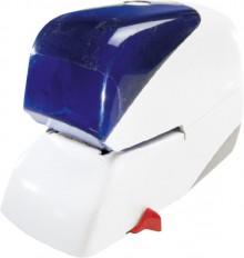 Elektrohefter 5050e weiss/blau Heftleistung: 50 Blatt