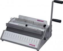 RENZ eco S 360 Stanz & Binde- maschine für Drahtkammbindung