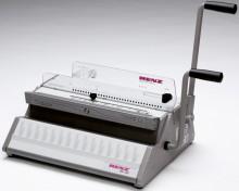 RENZ RW 360 Stanz & Binde- maschine für Drahtkammbindung
