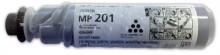 Kopiertoner 842024/842338/888261 Type 1270D/MP 201, schwarz