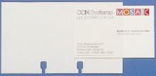 Rolodex Schutzhülle 67x102mm mit Ersatzkarten 40Stück