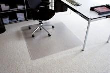 Bodenschutzmatte Teppichboden 1,20 x 0,75 m (O), 2,5mm