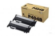 Toner CLT-P404B, schwarz, TwinPack für C430, C430W, C480, C480W, C480FN,