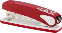 Design Hefter, 25 Blatt (2,5 mm), rot, Hefttiefe: 96 mm