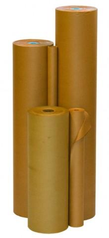 Packpapierrolle braun 0,50m x 250m 70g/qm