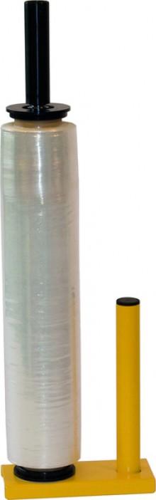 Handabroller für Stretchfolie, Metall, 400-500mm breite