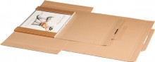 Kalenderverpackung A3 zum Wickeln Maß 420x310x10mm