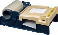Abrollgerät für Etikettenschutzfolie für 150 mm Breite