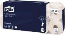 Toilettenpapier Universal 2-lagig, mit Prägung, weiß
