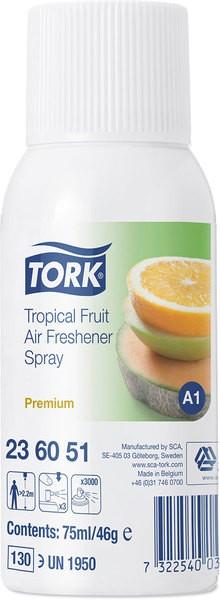 Lufterfrischer Spray, Fruchtduft, 75 ml.