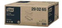 Falthandtuch Classic Plus 120 Bl. 24,8x31cm Lagenfalzung weiß 2-lagig