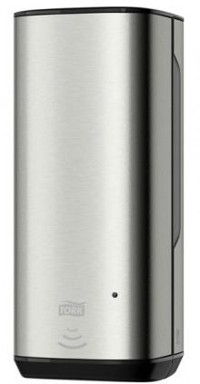 Sensorspender für Schaumseife, Edelstahl, Metall/Kunststoff