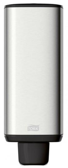Spender für Schaumseife, Edelstahl, Metall/Kunststoff