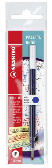 Nachfüllmine Palette, 0,4 mm (F), blau