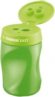 Dosenspitzer Easy 3 in 1, für Rechtshänder, grün