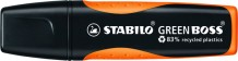 Textmarker Stabilo Green Boss 2-5mm orange
