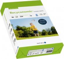 Kopierpapier Recyconomic ClassicWhite 70er ISO Weiße, CIE58, A3 80g