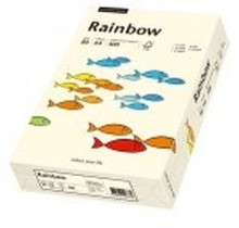 Kopierpapier Inkjet Rainbow A4 80g hellchamois