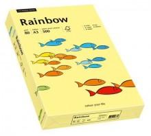 Kopierpapier Inkjet Rainbow A3 80g hellgelb