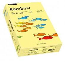 Kopierpapier Sky Rainbow A4 160g hellgelb