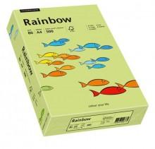 Kopierpapier Inkjet Rainbow A4 80g leuchtend grün