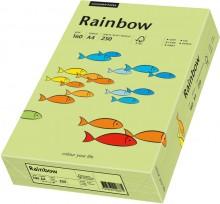 Kopierpapier Sky Rainbow A4 160g leuchtend grün