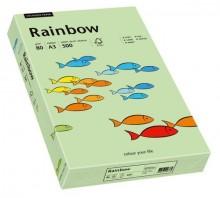 Kopierpapier Inkjet Rainbow A3 80g mittelgrün