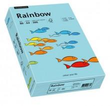 Kopierpapier Inkjet Rainbow A4 80g mittelblau