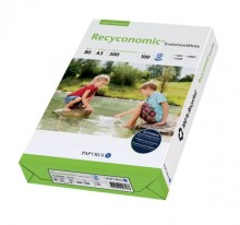 Kopierpapier Recyconomic EvolutionWhite CIE135 A3 80g