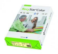 Kopierpapier RecyStar A4, 80 g/qm hellgelb, Recycling, f. Laser-,Inkjet