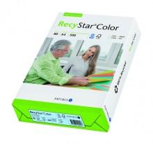 Kopierpapier RecyStar A4, 80 g/qm hellblau, Recycling, f. Laser-,Inkjet