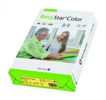 Kopierpapier RecyStar A4, 80 g/qm canariengelb,Recycling,f.Laser-,Inkjet