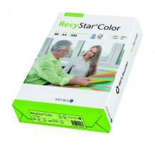 Kopierpapier RecyStar A4, 80 g/qm moosgrün, Recycling, f. Laser-,Inkjet
