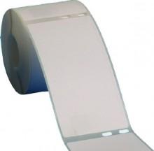 Adressetiketten / Internetmarke weiß, SLP-STAMP2,Maße 36mm x 67mm