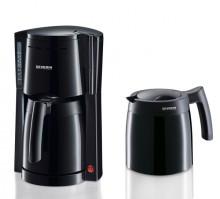 Kaffeemaschine KA92342, schwarz, bis 8 Tassen, Schwenkfilter,