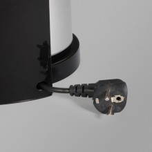 Kaffeemaschine KA9482, schwarz-silber, bis 8 Tassen, Schwenkfilter,
