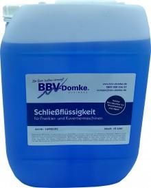 BBV-Domke Schließflüssigkeit,  Sealing Fluid, Kuvertierflüssigkeit, 10 Liter