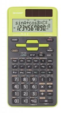 Wissenschaftlicher Schulrechner,grün 273 Funktionen, große Anzeige