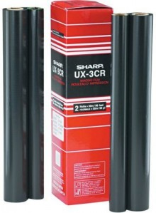 Druckfolie UX-3-CR für Geräte FO-730,-785,-880,NX-530,-670,