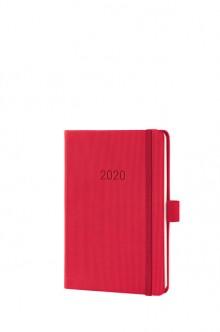 Conceptum Wochenkalender Red
