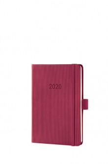 Conceptum Wochenkalender Rosewood Red