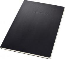 Notizeft Conceptum, 80g, Hardcover, schwarz, 120 Seiten, kariert,