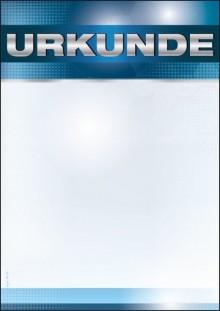 Motiv-Papier Urkunde Sport, A4, 185g, für Ink/Laser/Copy