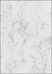 Papier I+L+K A4 200g Marmor grau