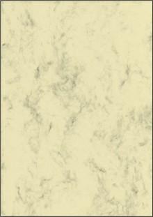 Papier I+L+K A4 200g Marmor beige
